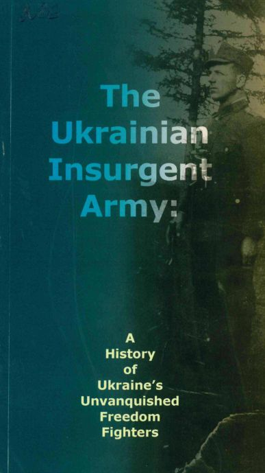 The Ukrainian Insurgent Army (overviev)